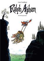 Couverture de Ralph Azham - Tome 10 - Un Feu Qui Meurt