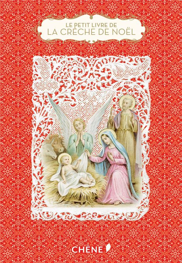 Le petit livre de(s) ; la crèche de Noël