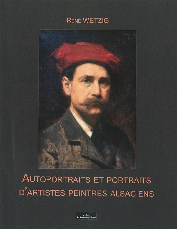 Autoportraits et portraits d'artistes peintres alsaciens