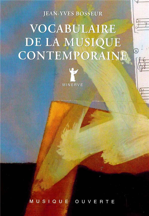 Vocabulaire de la musique contemporaine (3e édition)