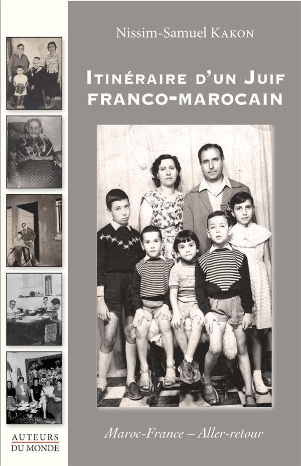 Itinéraire d'un juif franco-marocain