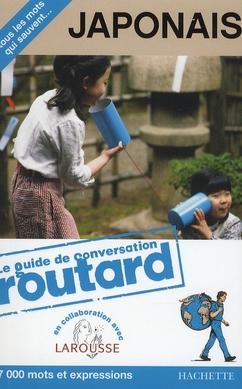 Le guide de conversation Routard ; le japonais du routard