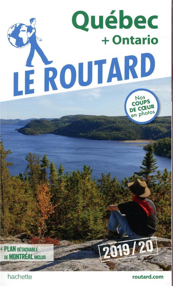 Guide du Routard ; Québec et Ontario (édition 2019/2020)