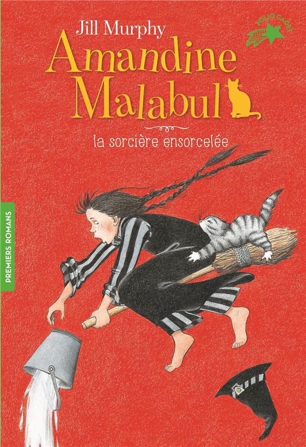 Amandine Malabul ; la sorcière ensorcelée