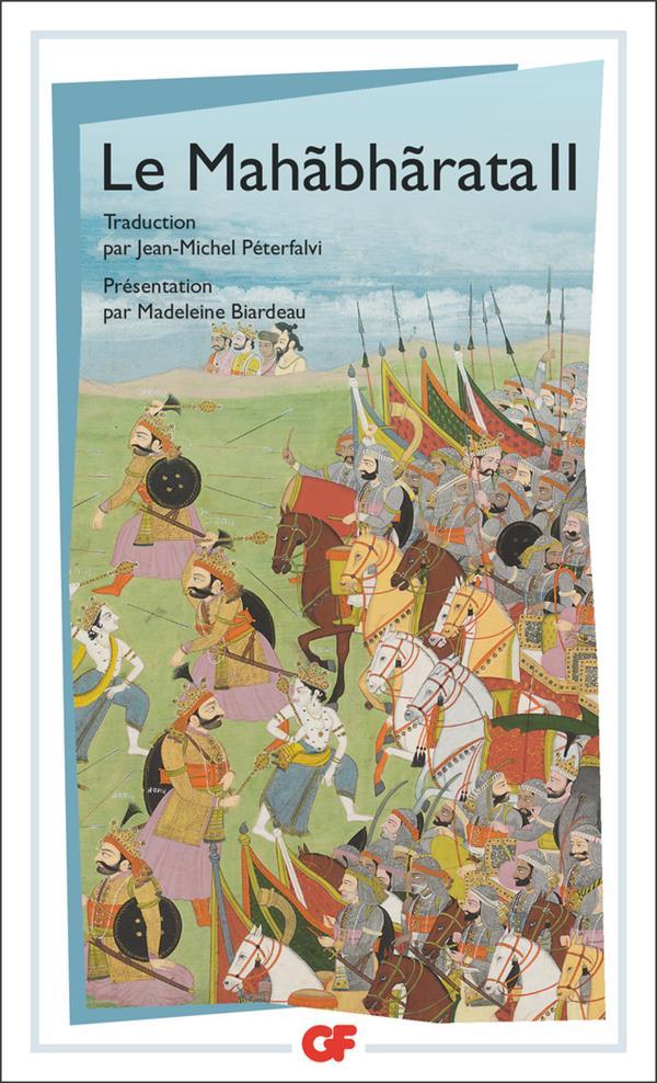 Le Mahabharata t.2