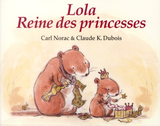 Lola, reine des princesses