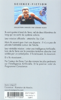 Programme conscience t.1 ; destination  vide