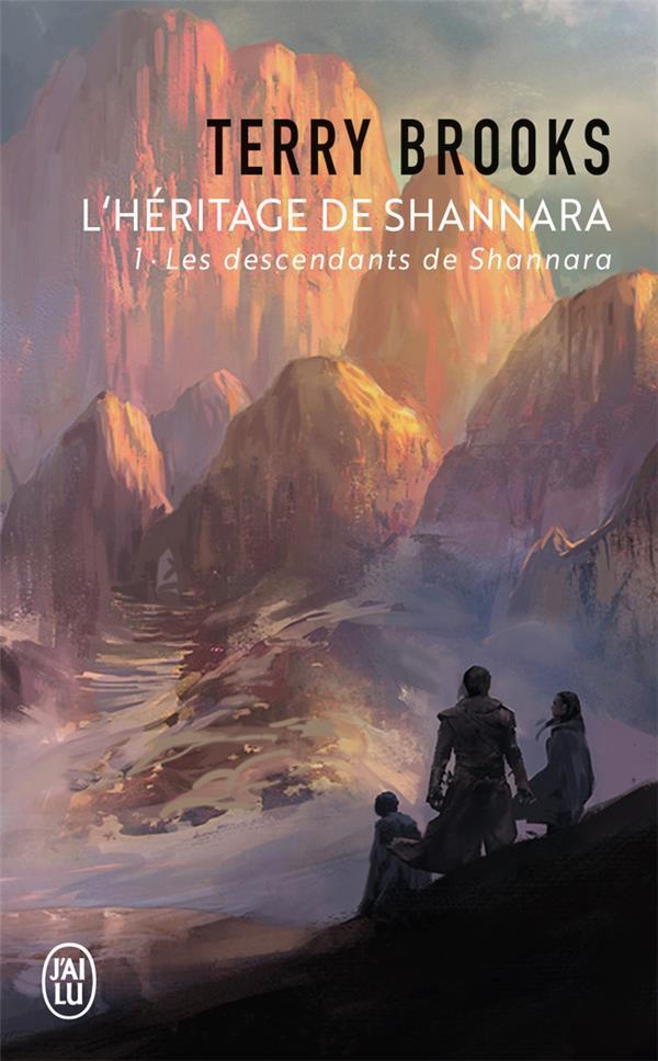 L'héritage de Shannara T.1 ; les descendants de Shannara