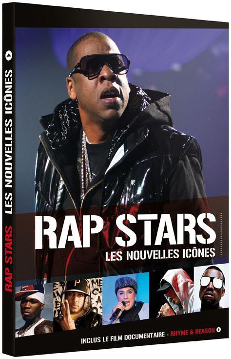 Rap stars ; les nouvelles icônes
