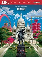 Vente Livre Numérique : Jour J Mai 68 - Edition Spéciale  - Jean-Pierre Pécau - Fred Duval - Fred Blanchard
