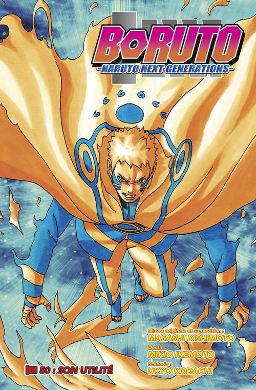 Vente EBooks : Boruto - Naruto next generations - Chapitre 50  - Ukyo Kodachi