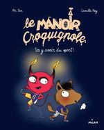 Vente Livre Numérique : Le manoir Croquignole, Tome 03  - Mr Tan