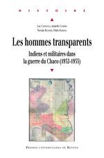 Vente Livre Numérique : Les hommes transparents  - Isabelle Combès - Luc Capdevila - Nicolas Richard - Pablo Barbosa