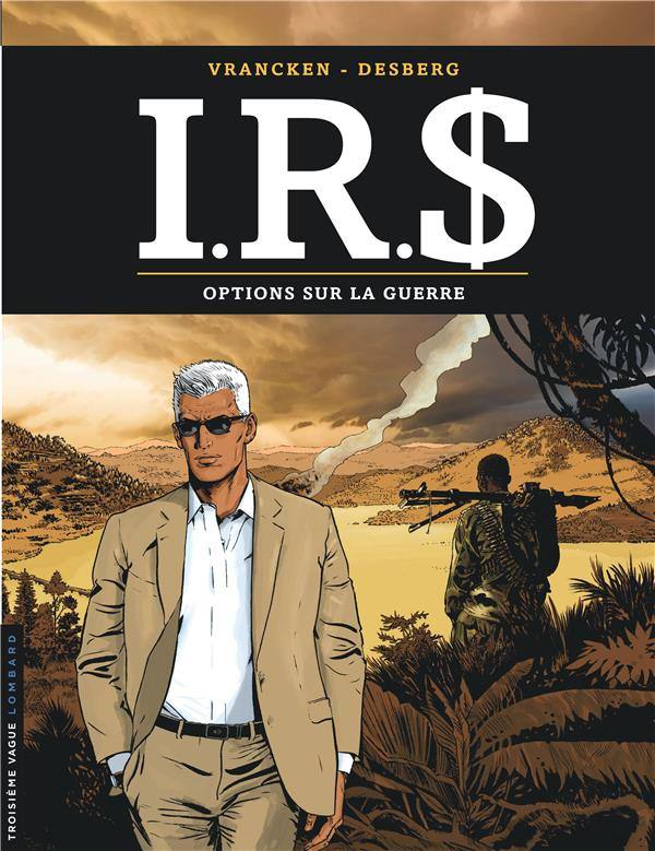 I.R.S. T.16  -  OPTIONS SUR LA GUERRE Koller Daniel