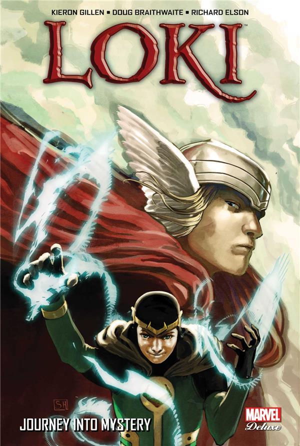 Loki ; journey into mystery