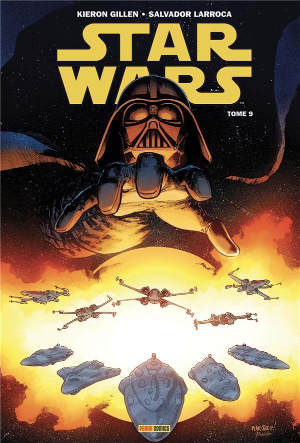 STAR WARS T.9  -  LA MORT DFE L'ESPOIR