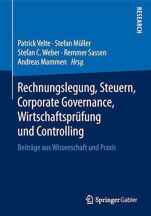 Rechnungslegung, Steuern, Corporate Governance, Wirtschaftsprüfung und Controlling