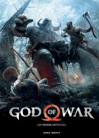 god of war ; artbook officiel