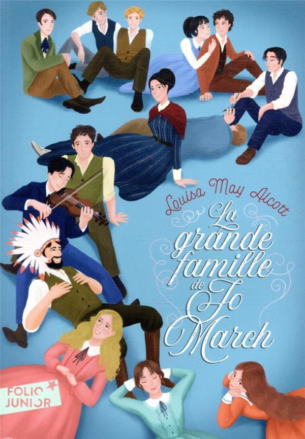 LA GRANDE FAMILLE DE JO MARCH