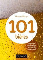 Vente Livre Numérique : 101 bières - 2ed.  - Gilbert Delos
