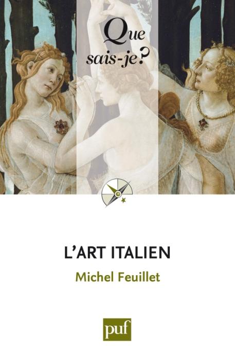L'art italien qsj 3852