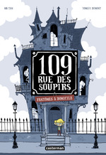 Vente EBooks : 109, rue des Soupirs (Tome 1) - Fantômes à domicile  - Mr Tan