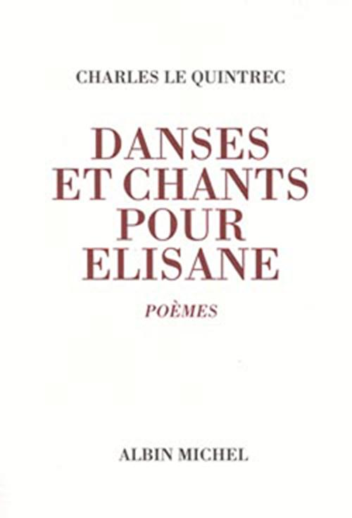 Danses et chants pour Elisane