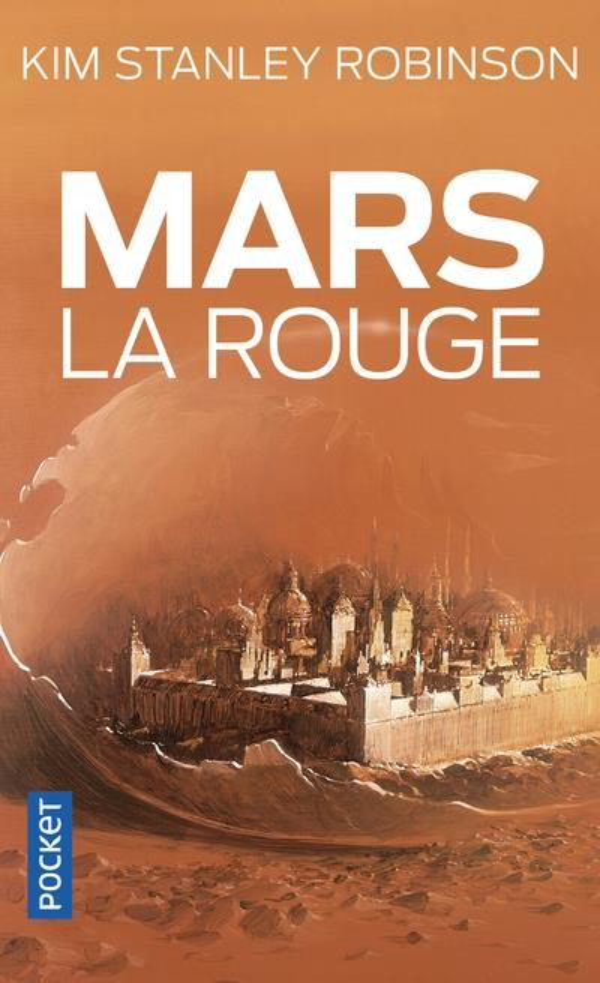 MARS T.1  -  MARS LA ROUGE ROBINSON, KIM STANLEY