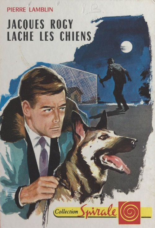 Jacques Rogy lâche les chiens