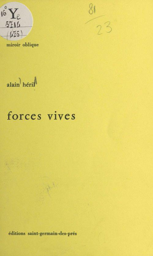Forces vives