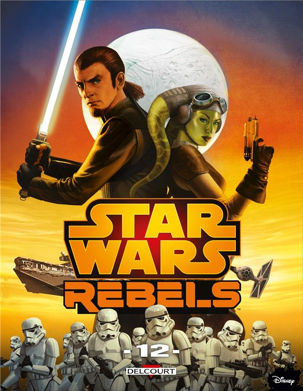 Star Wars - rebels T.12