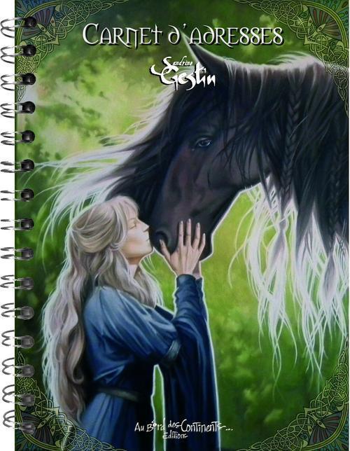 Carnet d'adresses chevaux merveilleux