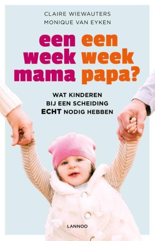 Een week mama, een week papa?