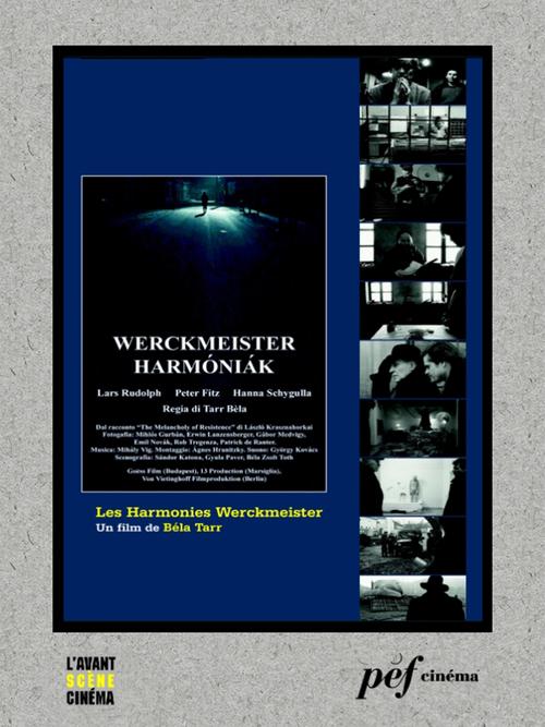 Les Harmonies Werckmeister - Scénario du film