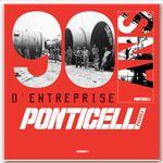 90 ans d'entreprise ; Ponticelli frères