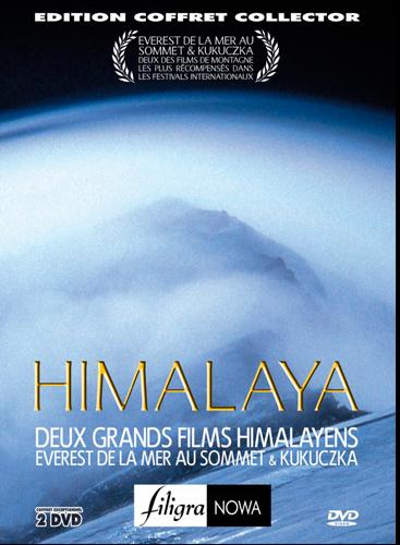 Himalaya ; deux grands films himalayens : Everest de la mer au sommet et Kikiczka