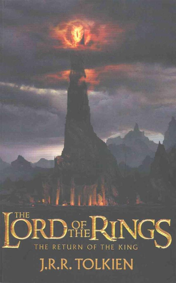 Return of the king - the lord of the rings, part 3