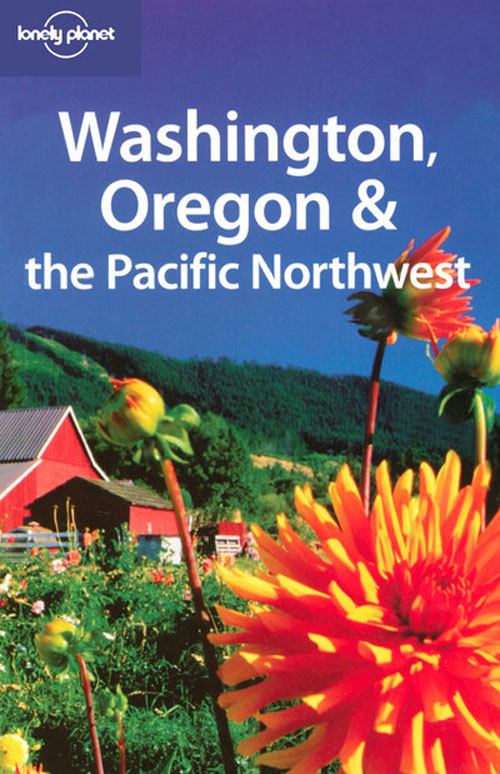 Washington, oregon & the pacific northwest (édition 2008)