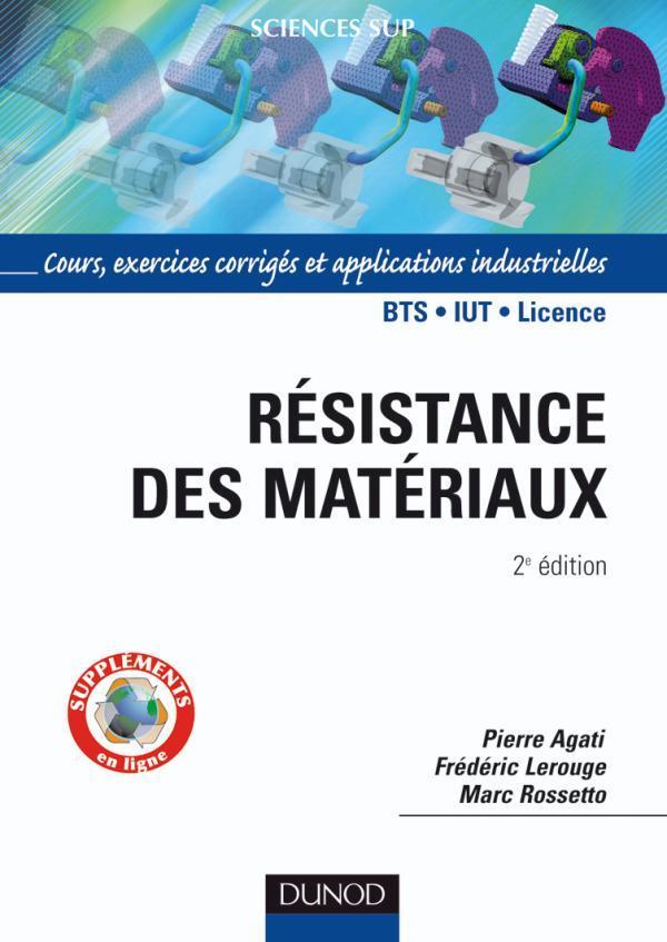 Resistance Des Materiaux (2e Edition)