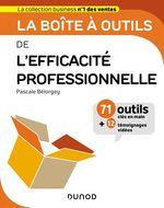 Vente Livre Numérique : La boîte à outils de l'Efficacité professionnelle  - Pascale Bélorgey