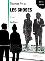Vente Livre Numérique : Les choses - Livre numérique animé  - Georges Perec