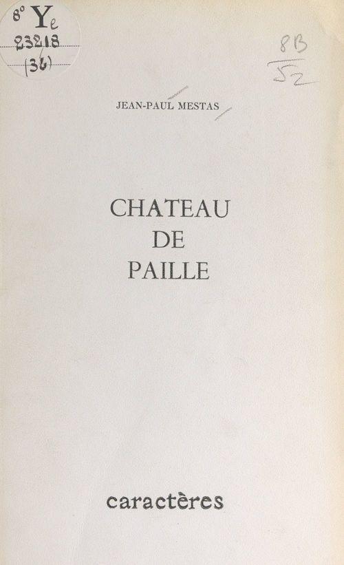 Château de paille