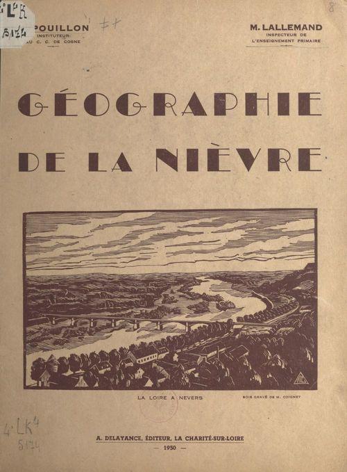 Géographie de la Nièvre