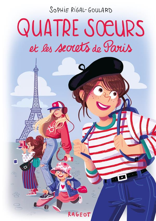 Quatre soeurs et les secrets de Paris