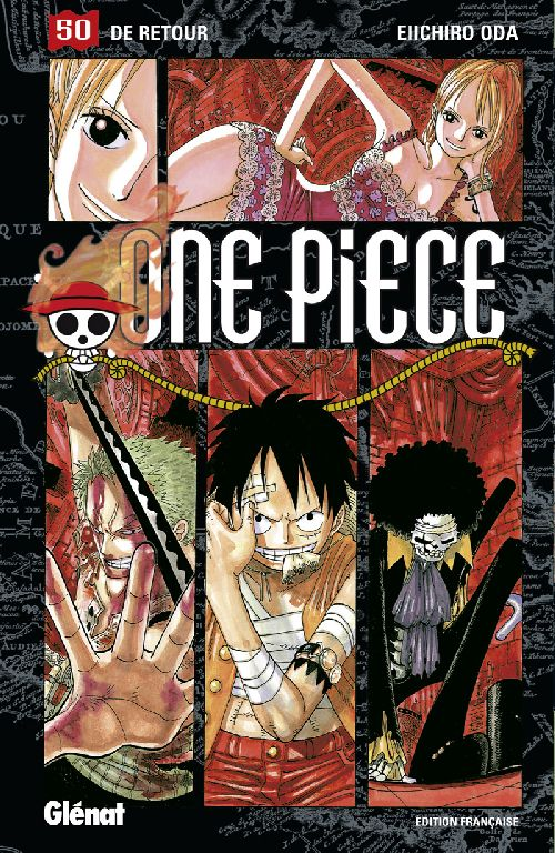One Piece T.50 ; De Retour