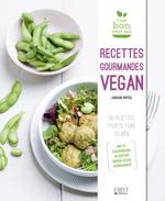Vente Livre Numérique : Recettes gourmandes vegan  - Caroline WIETZEL
