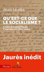 Vente EBooks : Qu'est-ce que le socialisme ?  - Jean Jaurès