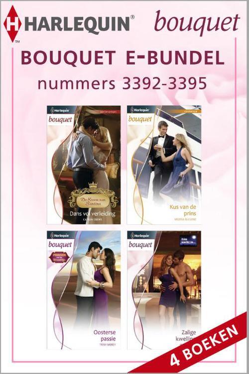 Bouquet e-bundel nummers 3392 - 3395