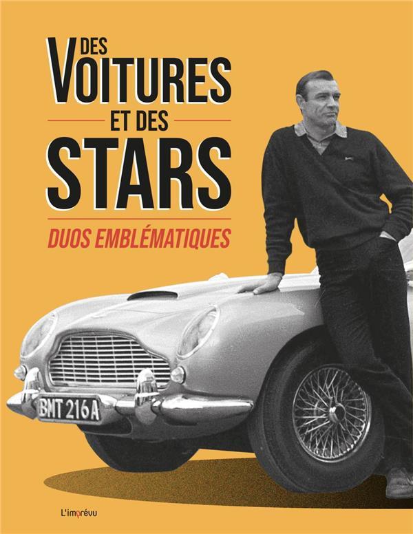 Des voitures et des stars : duos emblematiques