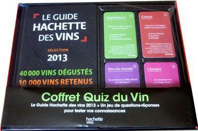 Quiz du vin; coffret